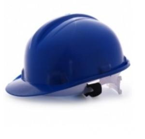 Safari Blue Safety Helmet