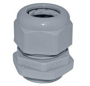 Kapson 4-8 mm Cable Range PG Thread Nylon Cable Gland, PG-9