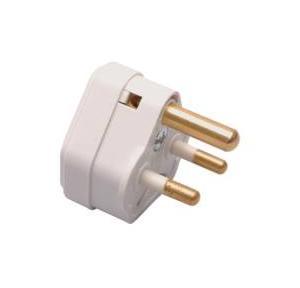 MK 6A 3 Pin Plug Top, W26505