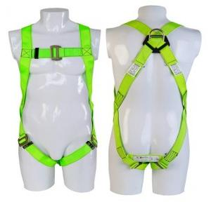 Heapro Double Lanyards Class A Safety Harness With ECO Scaffolding Hooks (HI-32)PP-D (HI-262)E