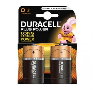 Duracell D2 Alkaline Battery