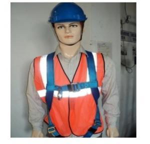 Heapro Safety Harness Double Lanyard 1.8 Mtr Scaffolding Hook YDL0032