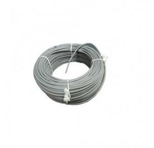 HPL 1 Sq mm Grey PVC Insulated Single Core Unsheathed Industrial Cables (200 Mtr)