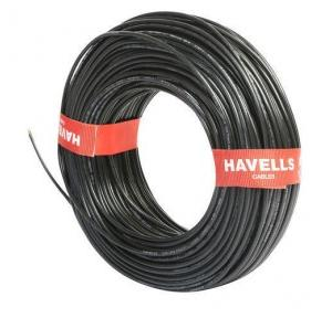 Havells 1.5 Sqmm 2 Core PVC Insulated Copper Flexible Cable (90 mtr)