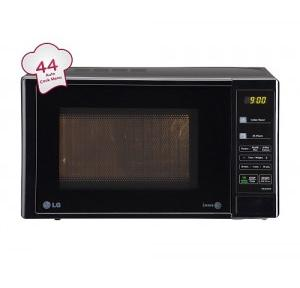 LG 20L Solo Microwave Oven With Glass Door, MS2043DB (Black)