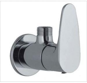 Jaquar Brass Angular Stop Cock With Wall Flange, VGP-CHR-81053