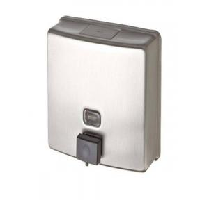 Euronics Stainless Steel Horizontal Soap Dispenser 1500 ml, ES19