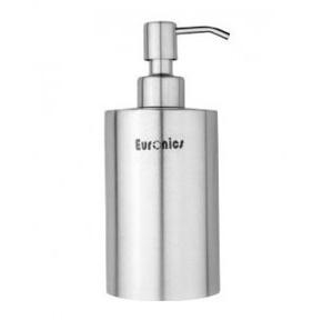 Euronics Stainless Steel  Heavy Trafffic Soap Dispenser 450 ml, ES09