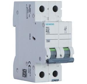 Siemens 63A Betagard MCB 2P, 5SL62637RC