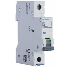 Siemens Betagard MCB, 10A, 1P, 5SL61107RC