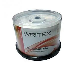 Writex CD-R Spindle (Pack of 100 Pcs)