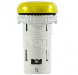 Esbee Yellow LED Indicator, 22.5 mm
