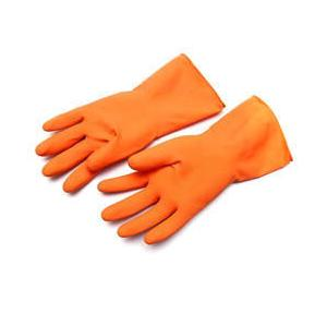 Diamond Rubber Hand Gloves
