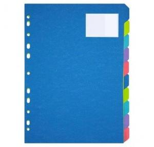 File Divider A4 Size (1-8)