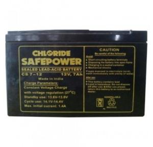 Exide Battery 12V, 12AH SMF