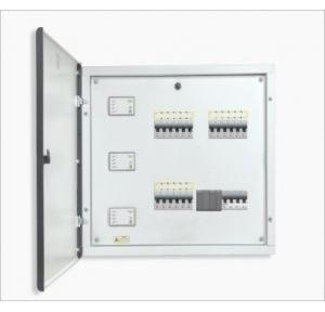 Crabtree 4 Way Xpro Classique Plus Manual Phase Selector Horizontal Distribution Board, DCDSMACCZ04040