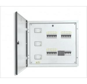 Crabtree 4 Way Xpro Classique Plus Automatic Phase Selector Distribution Board, DCDAKHDCZ04032
