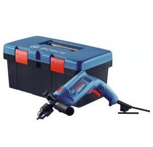 Bosch GSB550 FREEDOM Drill Machine Tool Kit, 550 W, 2800 rpm, 90 pcs