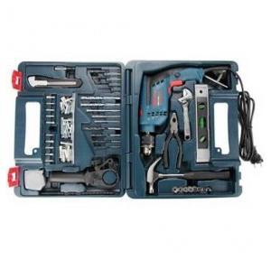 Bosch GSB10RE Drill Machine Tool Kit, 600 W, 2600 rpm, 100 pcs