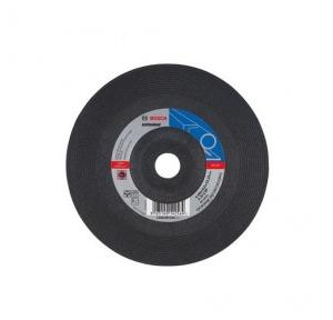 Bosch Grinding Wheel AG4, 100 x 6 x 16 mm, Grade: A 24 S BF, 372 (Pack of 25 Pcs)