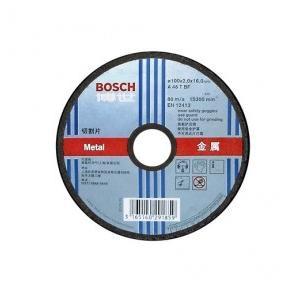 Bosch Cutting Wheel, 125 x 3 x 22.23 mm, Grade: A 30 P BF, 665