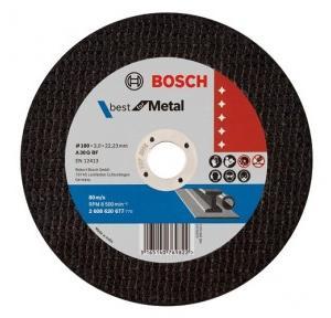 Bosch Cutting Wheel, 180 x 3 x 22.23 mm, Grade: A 30 Q BF, 677