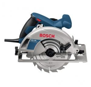 Bosch GKS 190 Circular Saw, 184 mm, 1400 W, 5500 rpm, 06016230F1
