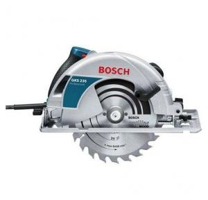 Bosch GKS 235 Circular Saw, 235 mm, 2100 W, 5000 rpm, 060157A090