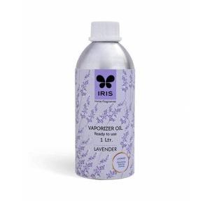 Iris Lavender Fragrance Vaporizer Oil (1 Ltr), INFV0272LA