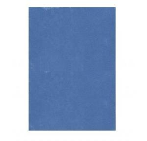 A4 Size Spiral Comb Sheet (Blue)