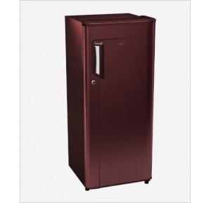 Whirlpool IceMagic Powercool 190L Refrigerator without Pedestal (Wine Titanium)
