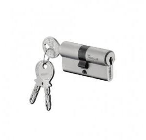 Dorset Exact Cylinder Both Side Key 80 mm With 5 Keys, DEX203