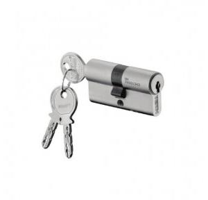 Dorset Exact Cylinder Key and Knob 70 mm With 5 Keys, DEX207
