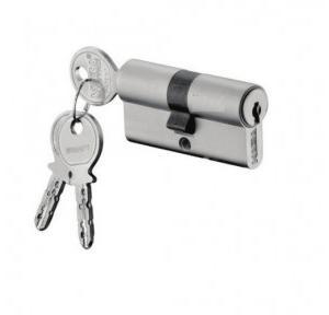 Dorset Exact Cylinder Key and Knob 60 mm With 5 Keys, DEX201