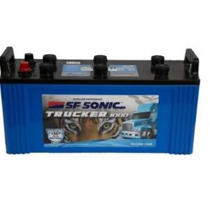 Exide SF-Sonic Trucker Battery, 12V, 150AH, SK1080-150R