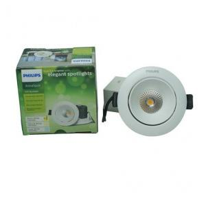 Philips Astra Spot 7W LED Spotlight (Cool White, Round)