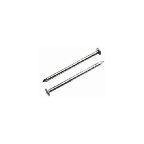 Iron Nail Without Head, 3 Inch