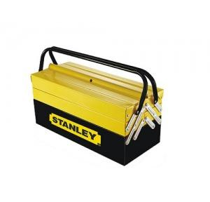 Stanley 5 Tray Double Handle Cantilever Tool Box, 1-94-738