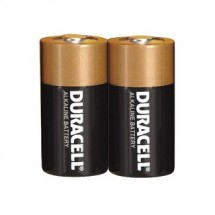 Duracell Alkaline C Battery, MN 1400 (Pack Of 2 Pcs)