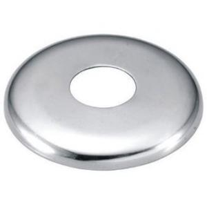 SS Silver Round C.P Cap, 1 Inch