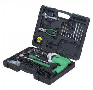 Hitachi 13 mm Impact Drill Tool Kit, DV13VSS-Kit