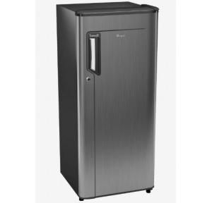 Whirlpool IceMagic Powercool 190L Refrigerator without Pedestal (Grey Solid)