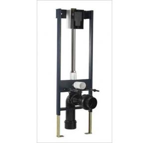Jaquar i-Flush In-wall Concealed Body with Floor Mounting Frame 32mm, FLV-CHR-1073FS
