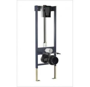 Jaquar i-Flush In-wall Concealed Body with Floor Mounting Frame 20mm, FLV-CHR-1075FP