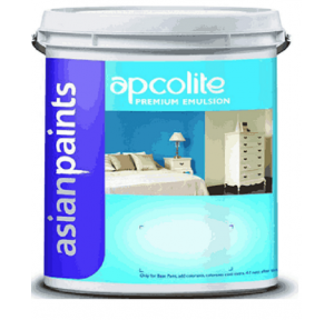 Asian Apcolite Premium Emulsion (White), 20 Ltr