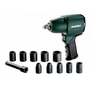 Metabo Air Impact Wrench Set,  DSSW 360 1/2 Inch