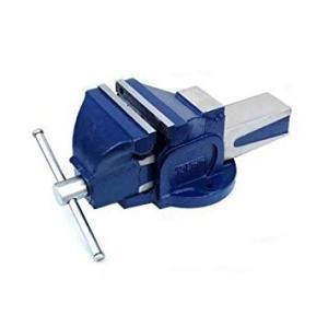 KAP Cast Iron Heavy Duty Bench Vice, Size: 100 mm