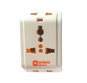 Orient 10A 3 Pin Multiplug Adaptor, A000207