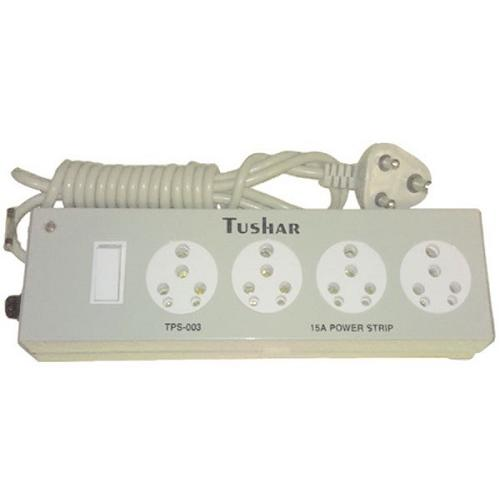 Tushar Extension Board 16A 4 Way