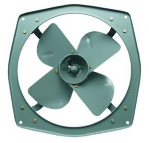 Crompton 90W Single Phase Heavy Duty Exhaust Fan, 300 mm, 1400 RPM